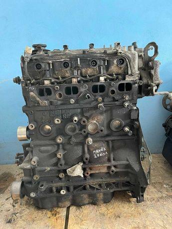 Двигатель(Мотор) Mazda 6 sport 2008-2012 2.0d