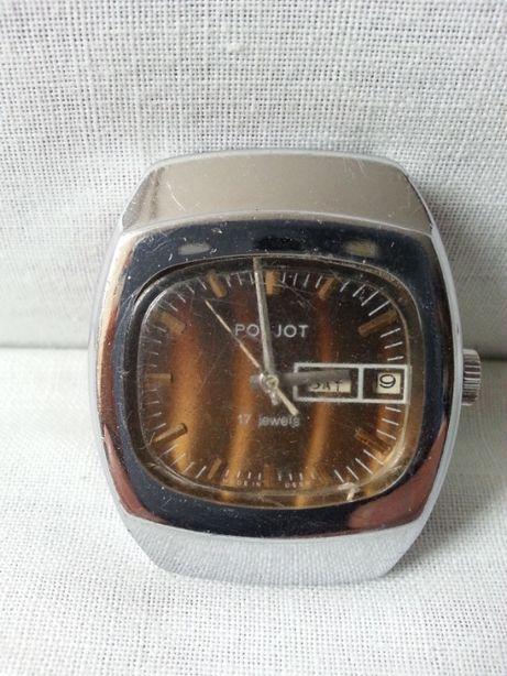 Zegarek Poljot nakręcany