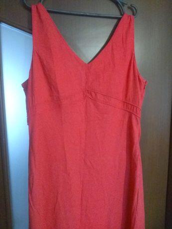 Платье -сарафан длинное