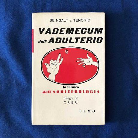 VADEMECUM DELL'ADULTERIO Seingalt e Tenorio