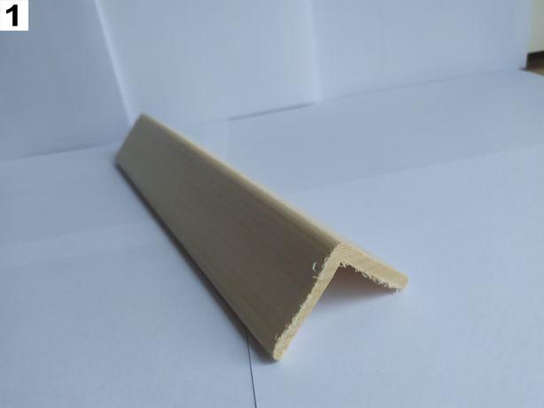 Listwy Drewniane Wykończeniowe Kątowniki Wałki Ćwierćwałki