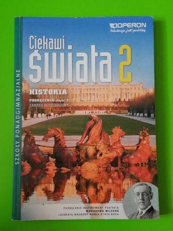 2 podręczniki do matury. Ciekawi świata 2. Od renesansu do... Wiek XIX