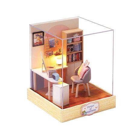 Кукольный дом конструктор DIY Cute Room QT-030