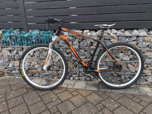 Rower KTM ultra sport Koła 29 dobry osprzęt cały oryginał