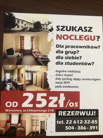 Pokoje dla Firm/Prywatnie w hostelu pracowniczym