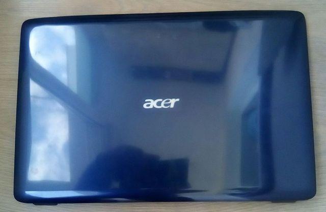 Разборка ноутбука Acer Aspire 7540G