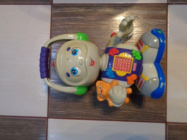 Zabawka Robot Fisher Price interaktywny