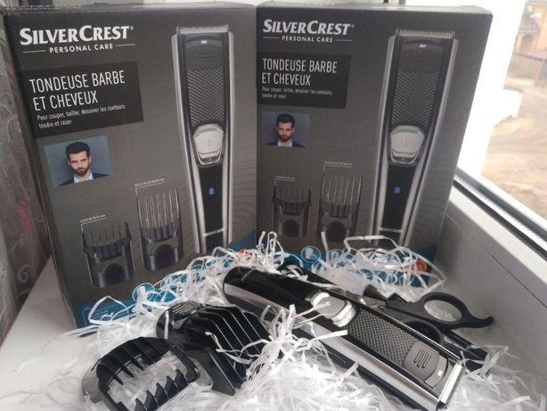 Машинка для стрижки / Триммер для волос и бороды SilverCrest SHBS 500