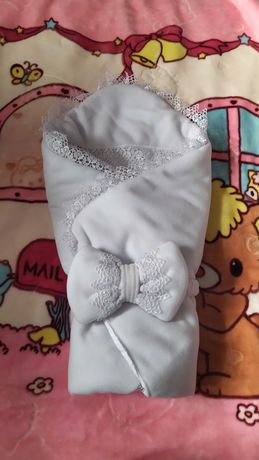 Зимовий конверт для новонароджених