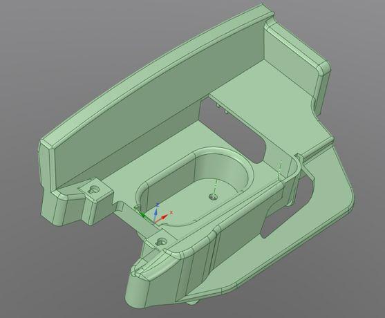 Dorabianie części z tworzyw sztucznych, Druk 3D, Drukowanie 3D.