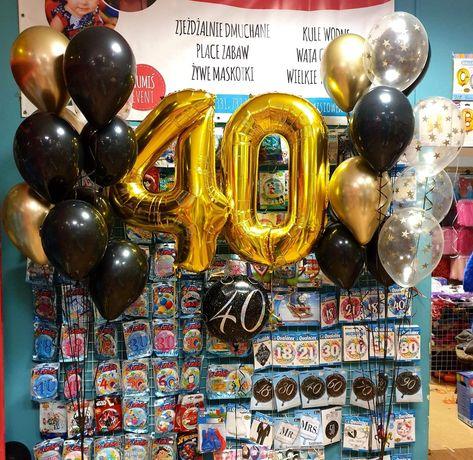 balony helowe, pompowanie balonów helem, cyfry helowe, hel od 2.50 zł