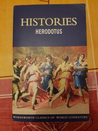 Herodot Herodotus angielska English