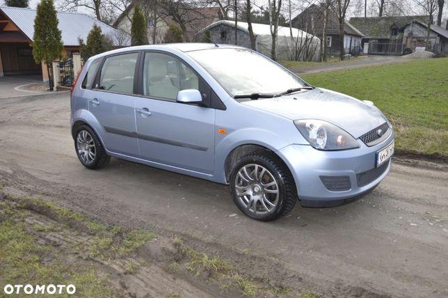 Ford Fiesta Ghia**lift**klima**alu**