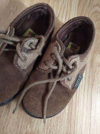 ботиночки замшеві.