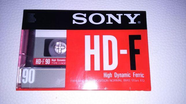 Kaseta magnetofonowa Sony HD F HD-F 90