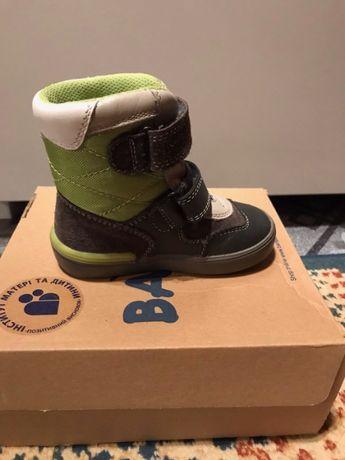 ботинки зимние детские ВАRTEK