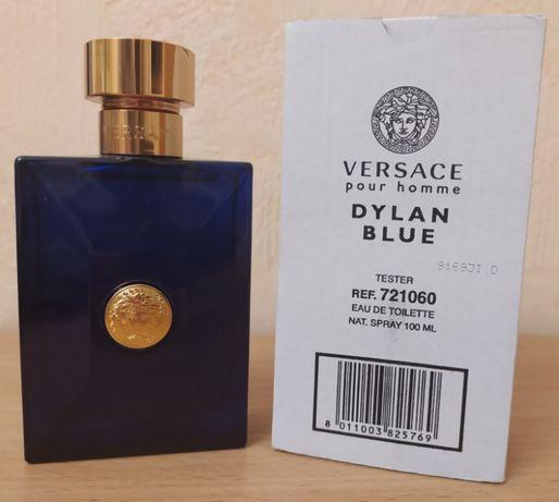 Versace Dylan Blue Pour Homme edt 100 мл Тестер Оригинал