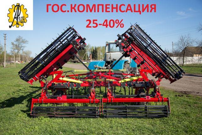 Культиватор 8 метров КСО-8 Bellota борона бп-2