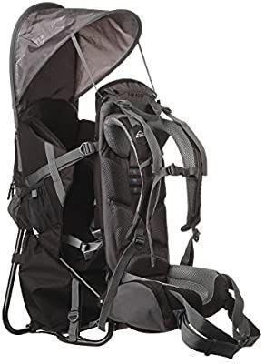 Nosidełko plecak McKinley Kiddy Plus z daszkiem