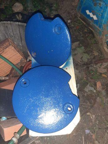 Pesos para rodas motocultivador 25 ou 30 kg