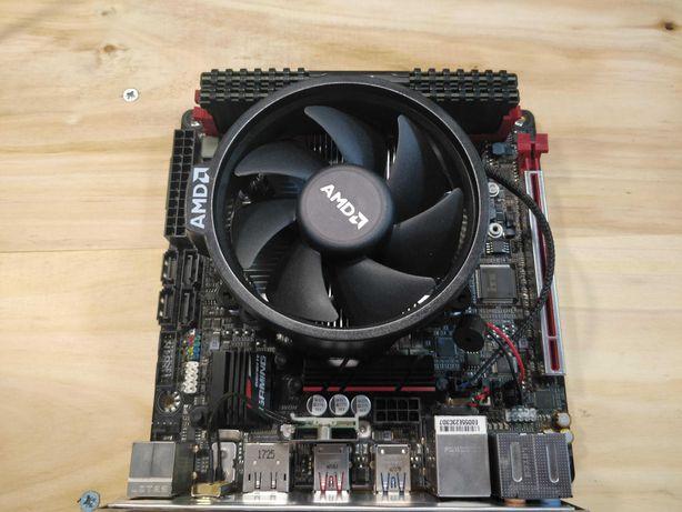 Motherboard Gigabyte AB350N Gaming Wifi (AM4-Ryzen)
