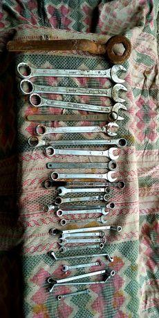 Продаются накидные ключи