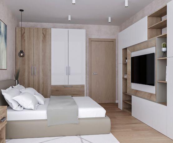 Продается Двухкомнатная квартира в новом кирпичном доме с ремонтом.