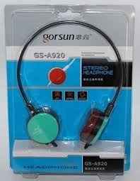 Наушники Gorsun GS-A920
