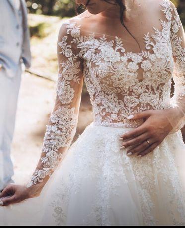 Весільне плаття від Anastasia Sposa