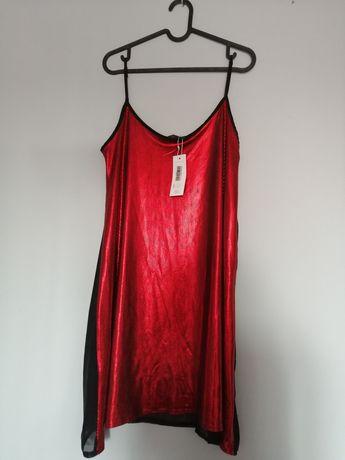 Sukienka sugerfree nowa