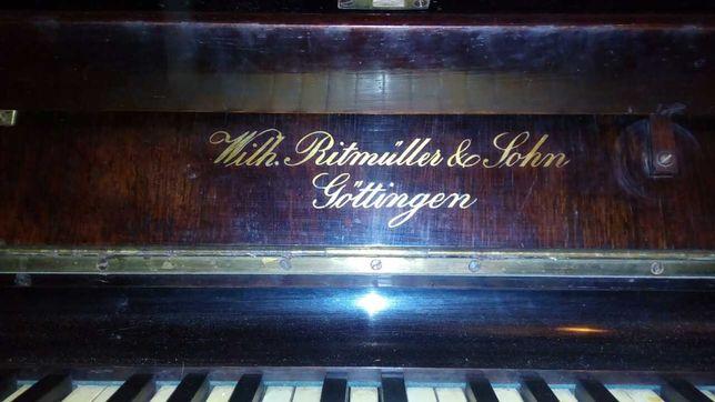 Пианино Джон Готинген Германия.