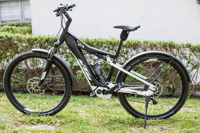 Bicicleta Elétrica E-bike KTM MACINA CHACANA LFC 2020 - Tamanho 43 (S)