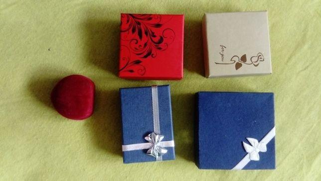 Pudełka na biżuterię, na prezent