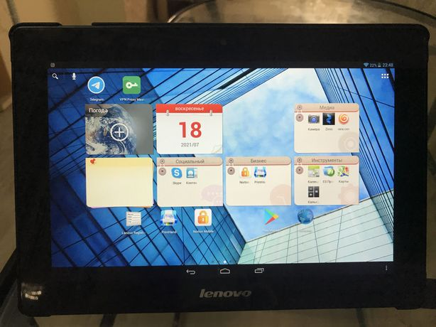 Планшет Lenovo s6000l-f