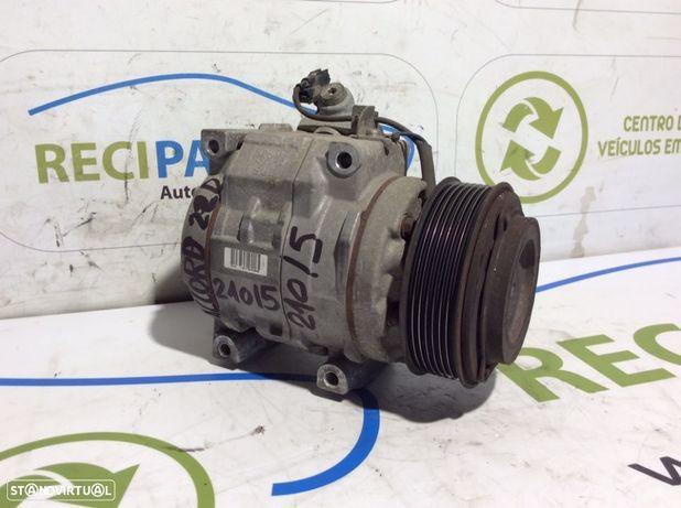 Compressor de ar condicionado Honda Accord