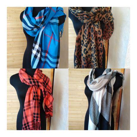 Стильный шарф платок снуд