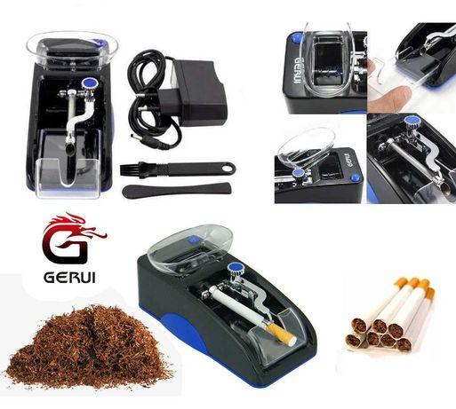 Машинка для набивки сигарет самокруток электрическая Gerui 5