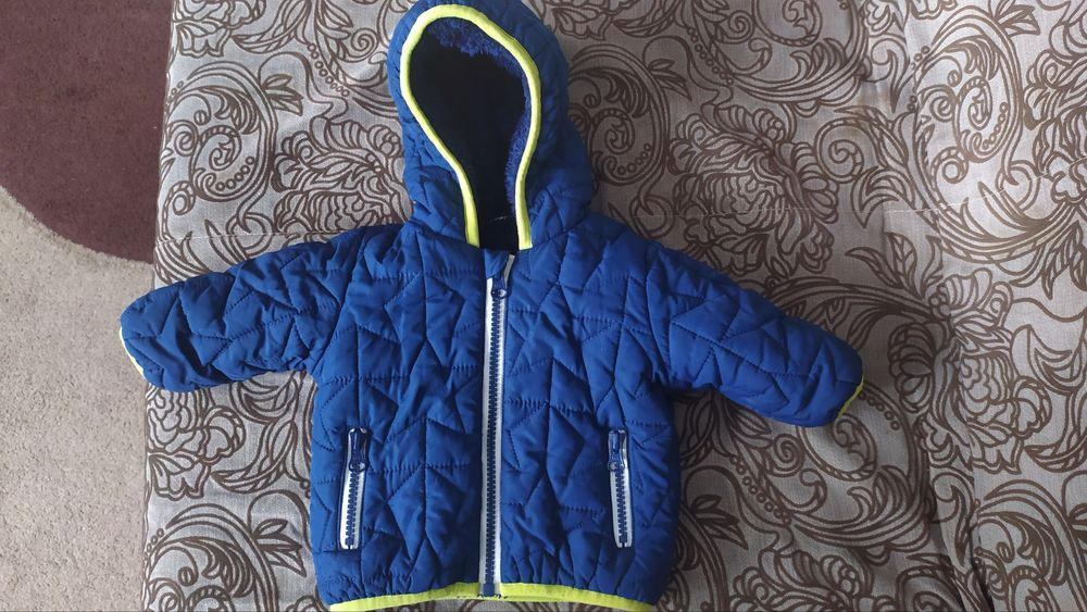 Куртка Next, 0-3 месяца + подарок! Киев - изображение 1