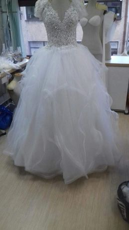 Suknia ślubna mori lee rozmiar 36-38