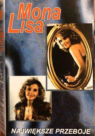 kaseta magnetofonowa - Mona Lisa - Największe przeboje