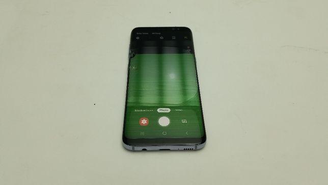 Samsung Galaxy S8 64gb Orchid Gray 50$ Розбитий Модуль США 1сім