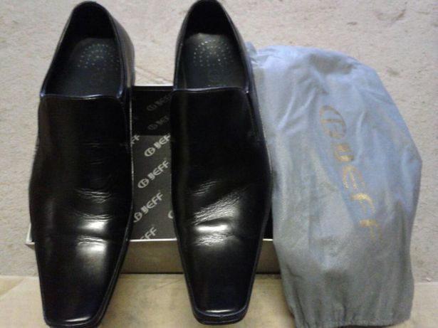 Продам фирменные туфли jeff