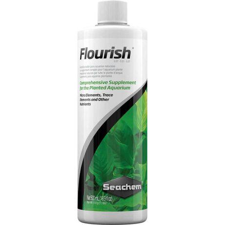 Nawóz dla roślin Seachem Flourish 80 ml