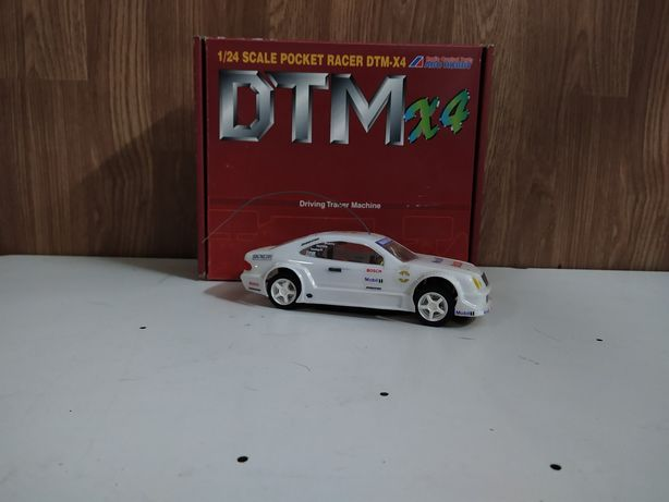 Vendo RC pocket Racer dtm-x4