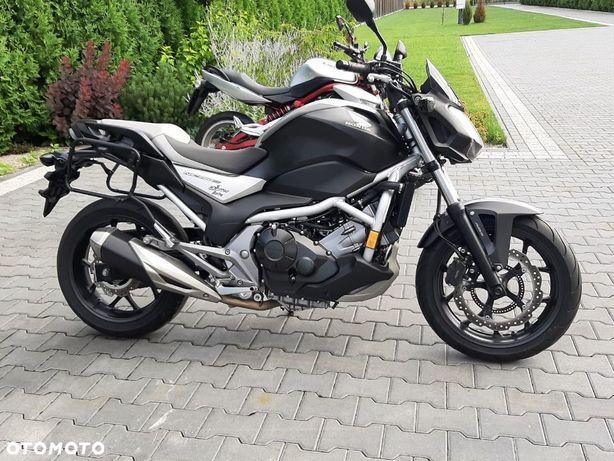 Honda NC NC 750 S ABS Sprowadzony z Niemiec Książka serwisowa