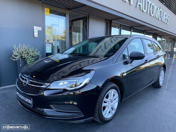 Opel Astra Sports Tourer 1.6 CDTI Innovation Active-Select
