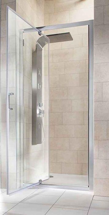 Drzwi prysznicowe .Szkło. 86-00/190 cm.Nowe Sosnowiec - image 1
