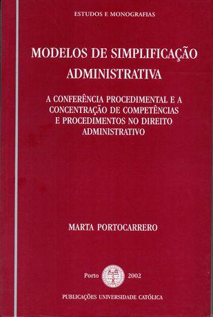 Modelos de Simplificação Administrativa
