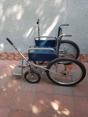 Коляска инвалидная для улицы