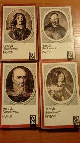 """""""Potop"""" - Henryk Sienkiewicz"""